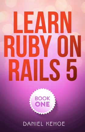 LEarn Ruby on Rails 5 prograils blog