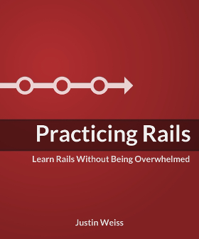 Practicing Rails prograils blog