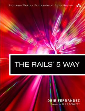 RoR Books - The Rails 5 Way - Prograils Blog