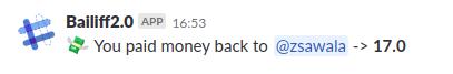 Slack notification1