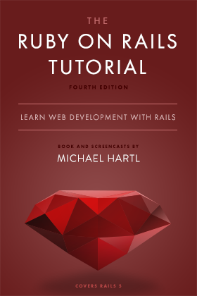 Ruby on Rails tutorial lean web development hartl