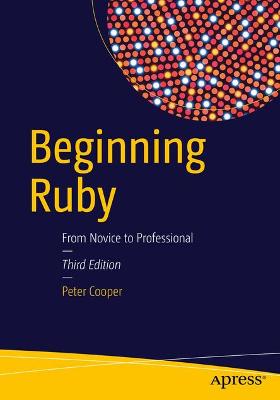 Beginning Ruby Peter Cooper Prograils