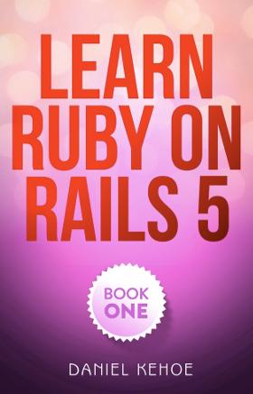 Learn Ruby on Rails 5 prograils blog