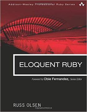 RoR Books - Eloquent Ruby - Prograils Blog