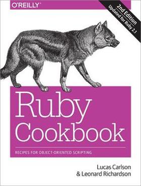 RoR Books - Ruby Cookbook - Prograils Blog